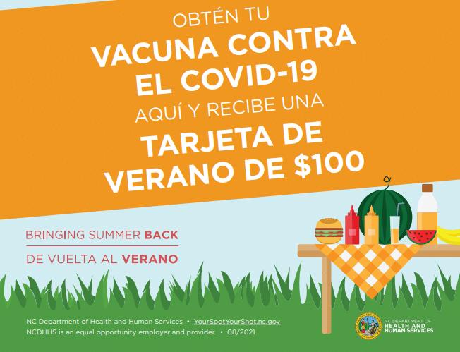 Incentivo Summer Card S100 finalizan