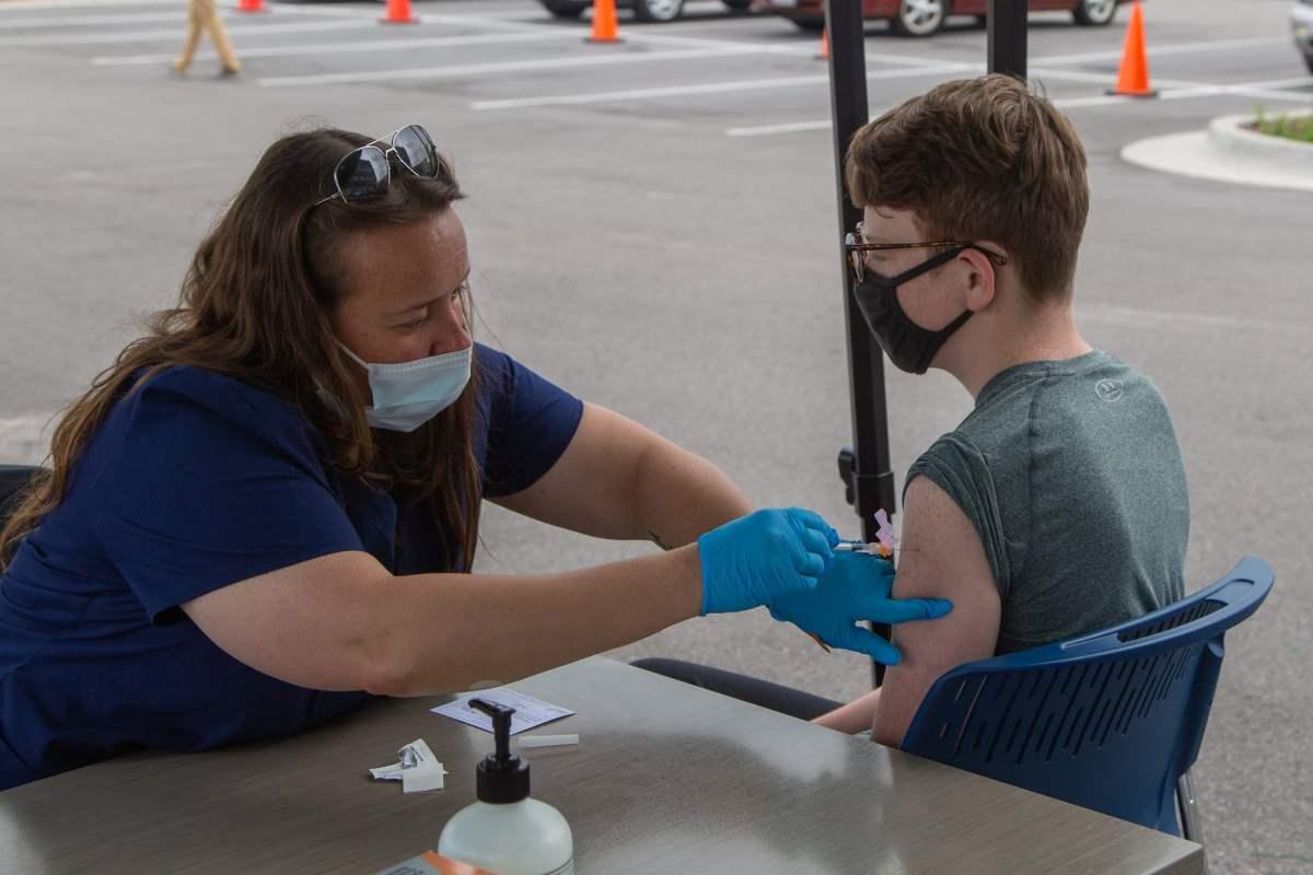 autorización para vacunarse