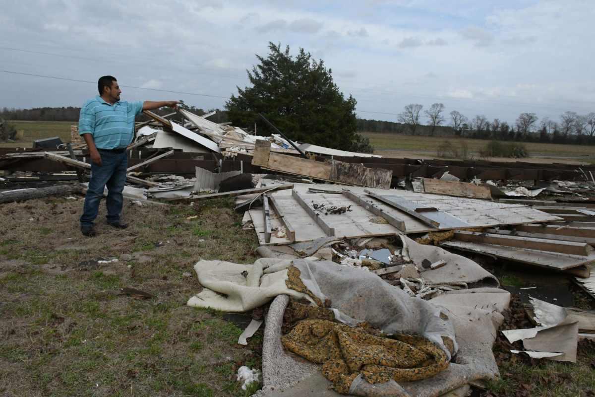 ayuda por desastre de FEMA