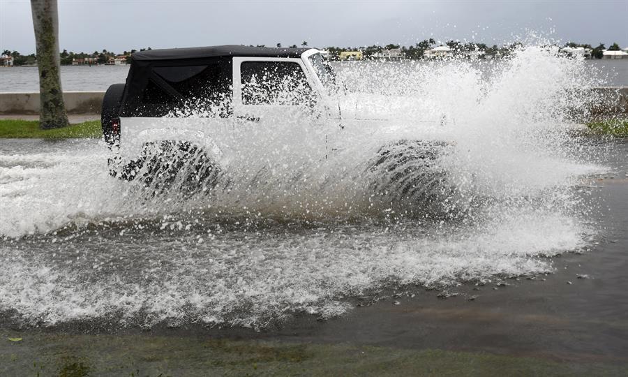FEMA en el condado de Haywood