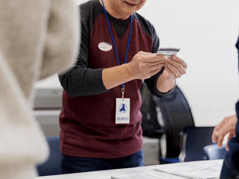 identificación de votantes