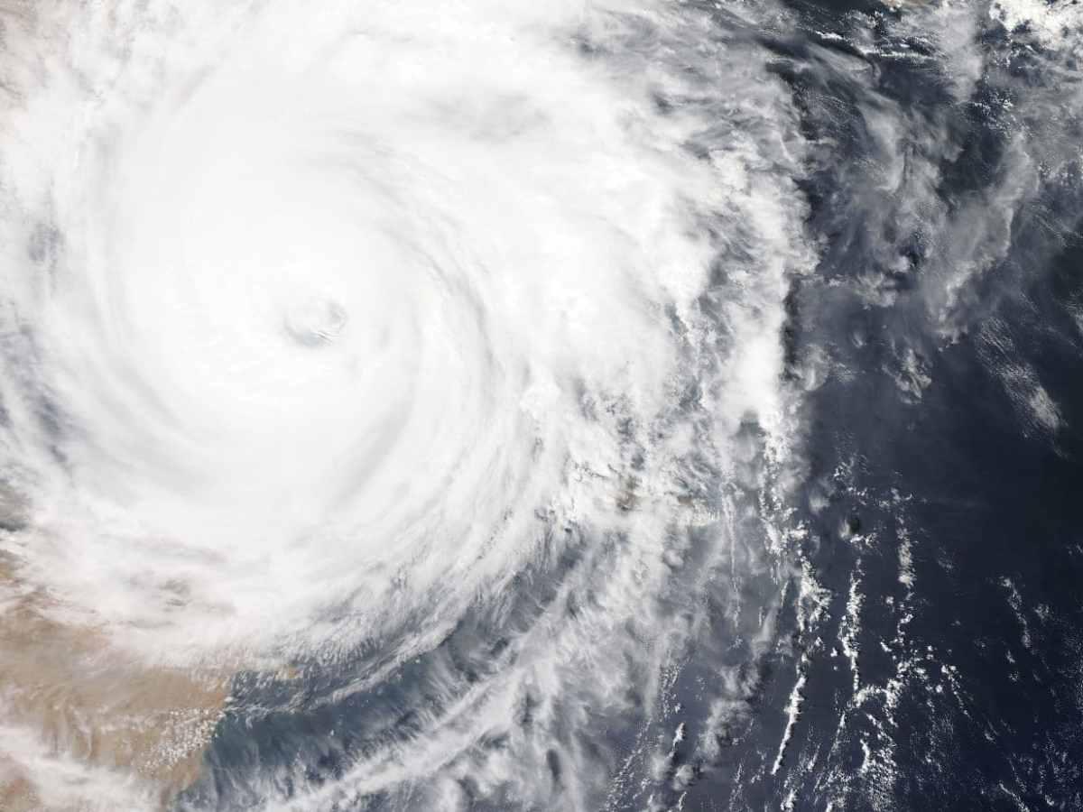 depresión tropical Ida.