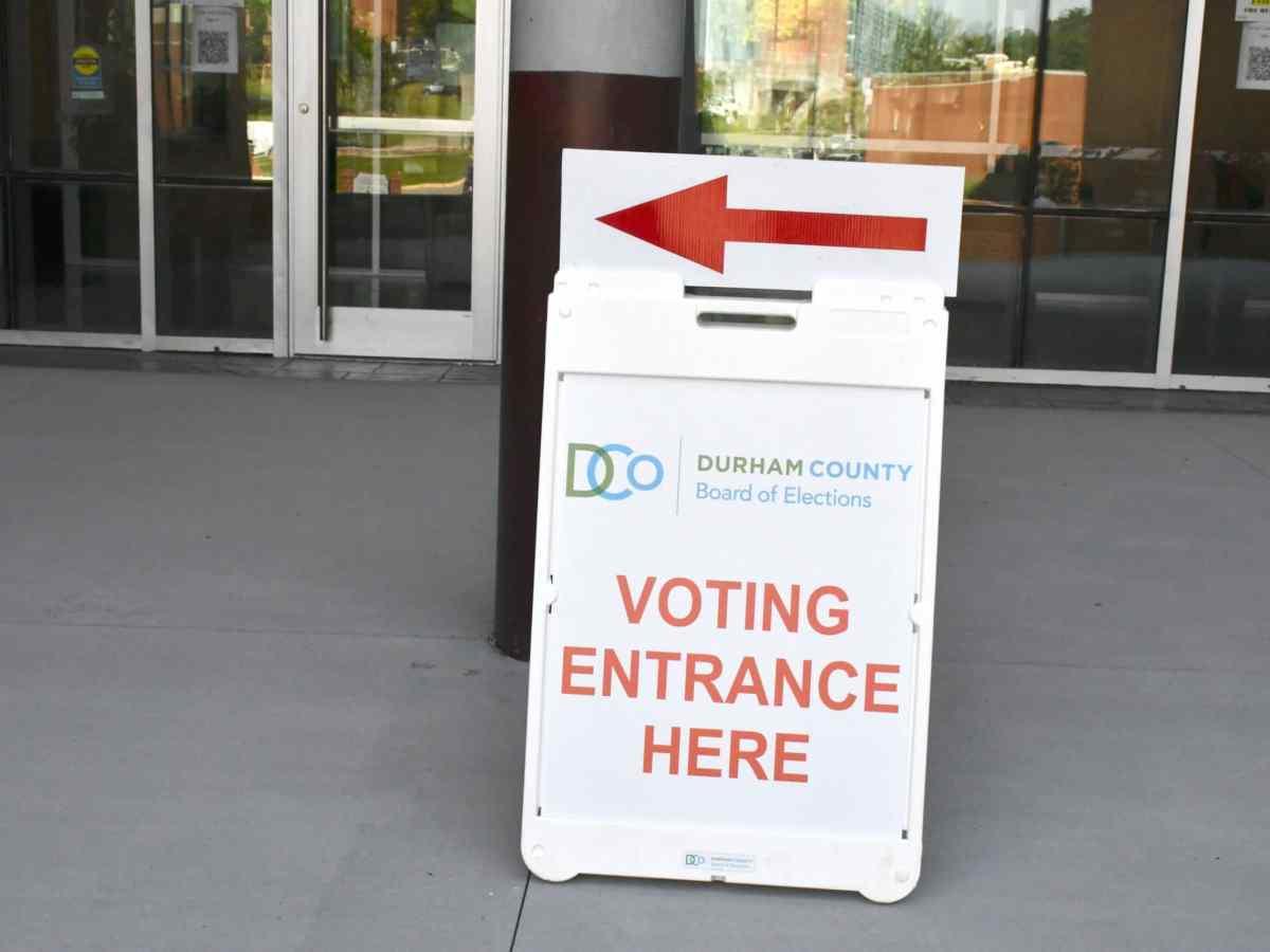 Votación anticipada