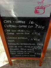 "¿""Coffee cut""? Claro que sí, campeón"