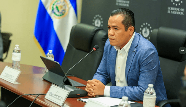 Revelan que FMI sugirió renuncia del Ministro de Hacienda, Alejandro Zelaya