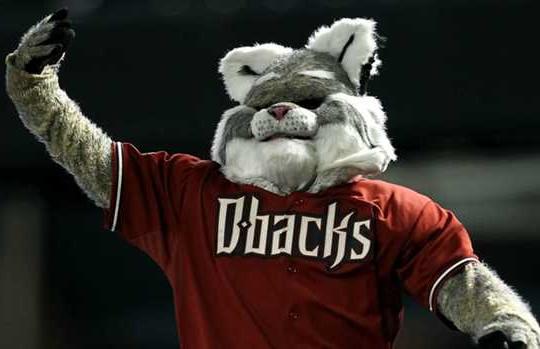 Arizona Diamondbacks Mascot Enlighted Designs