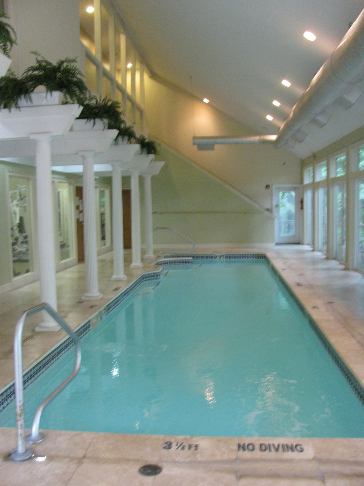 The Spa at Crestwood Inn, a small resort provides huge value
