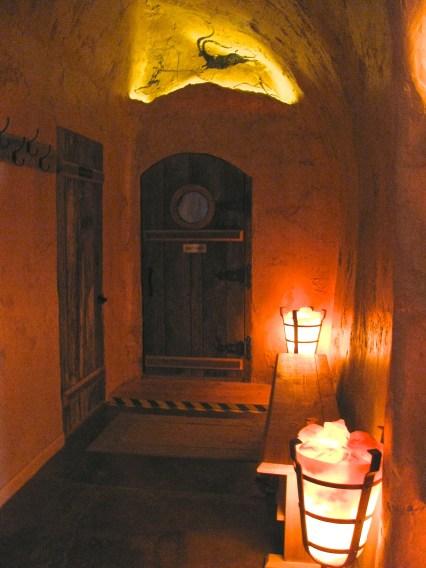 Salt Cave Entrance