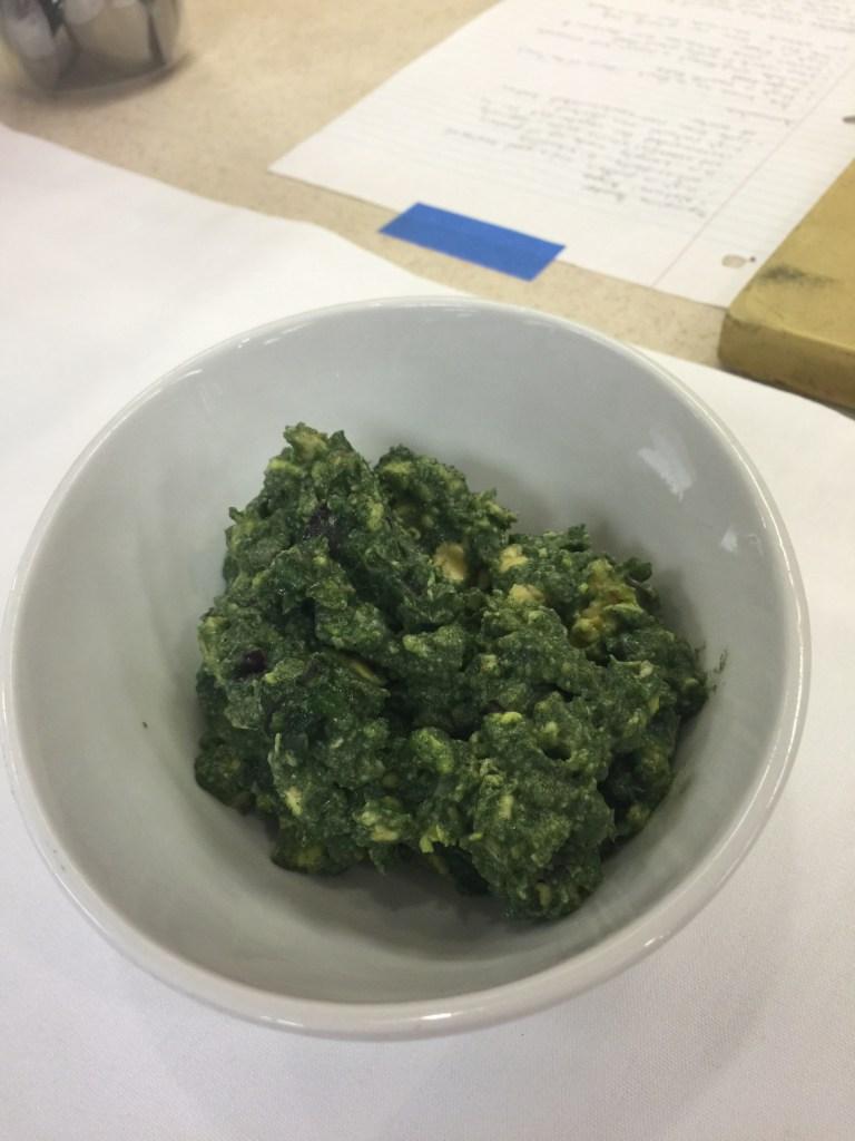 Spirulina & Avocado Dip