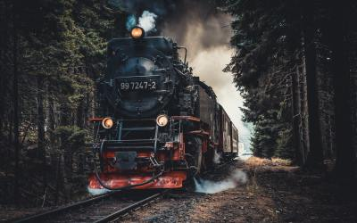 Best Train Trips to Take Across the Country