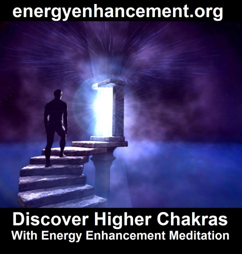 The Infinity Of Chakras The Stairway To Heaven