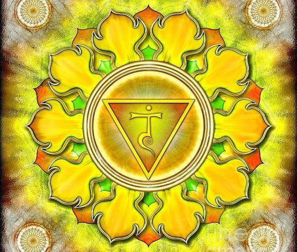 Kundalini Rising, Part 3: The Solar Plexus Chakra