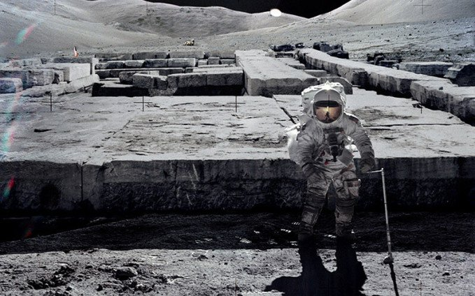 U.S. Defense Physicist Speaks about 'Alien' Structures on the moon | Ancient Code