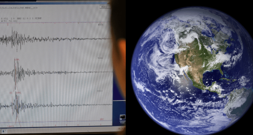 Mysterious Seismic Waves Rippled Through Earth On 11:11 – And Scientists Are Baffled