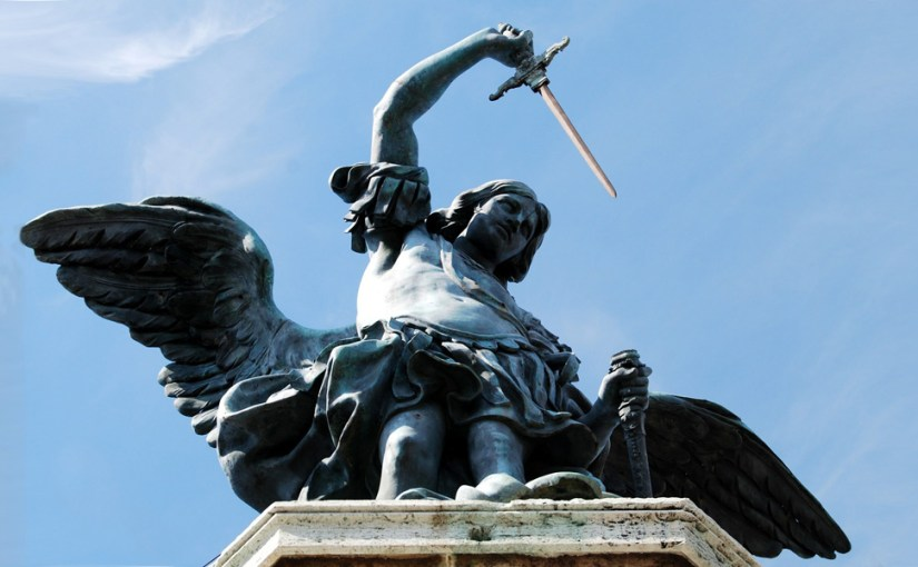 Prayer to St. Michael the Archangel for Lent -Aleteia