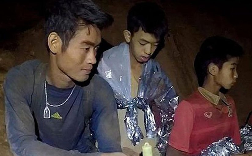 Meditation kept the Thai boys trapped in a cave astonishingly calm