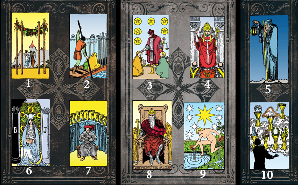 Choose 5 Tarot Cards To Discover The Meaning Behind Your Current Situation