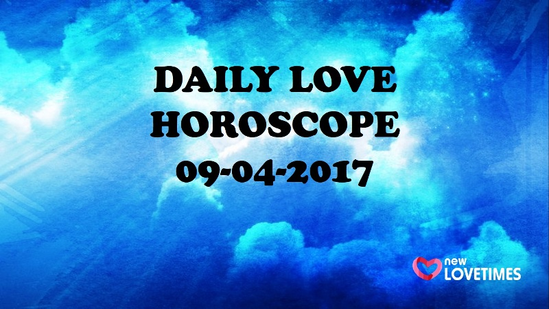 Daily Love Horoscope For 9th April, 2017