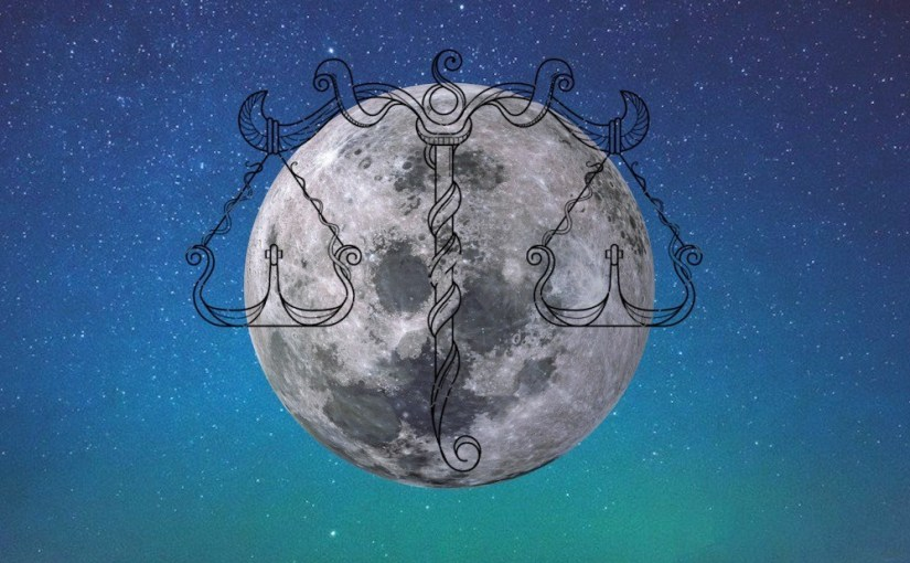 Intuitive Astrology: March Full Moon 2019