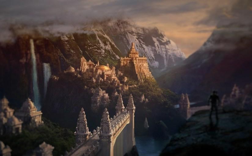 Shambhala & the Hollow Earth according to Ancient Buddhism