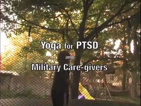 The Benefits of Yoga for PTSD