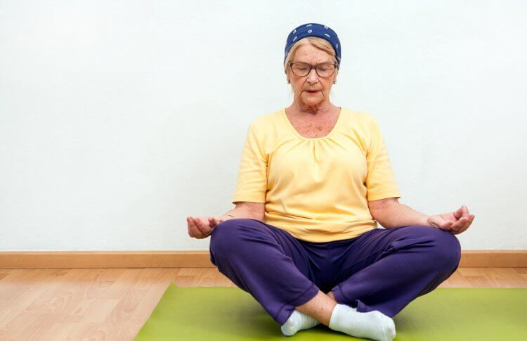 The Benefits of Mindfulness Meditation for Older Adults