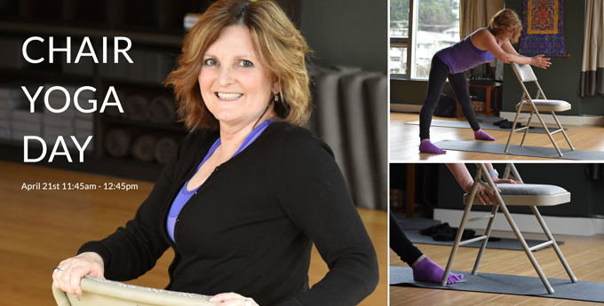 Chair Yoga – It May Not Be What You Think! An Interview with Heather Dawson – Kushala Yoga and Wellness in Port Moody
