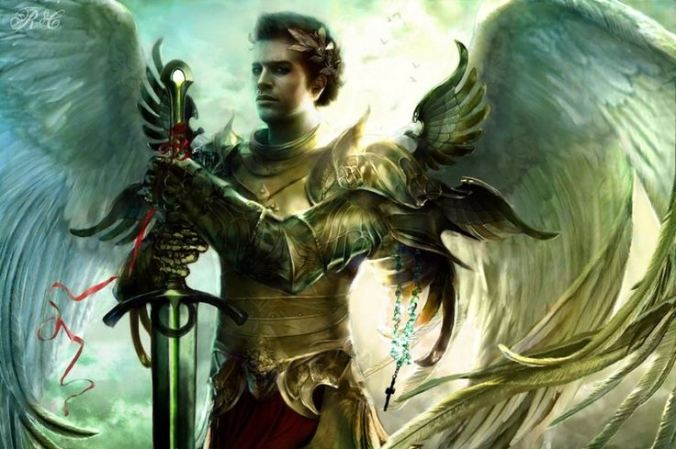 Archangel Michael via Ronna Herman: Three God Rays: Divine Will, Divine Love, Divine Intelligence