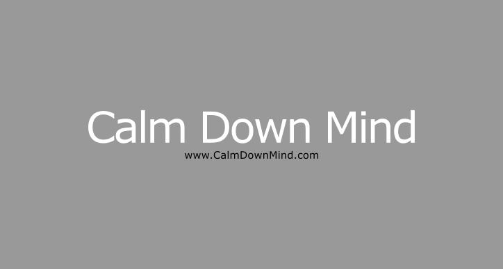 How Law of Attraction Affects the Thoughts in Your Mind | CalmDownMind.com