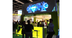 Hong Kong International Lighting Fair Sets Record