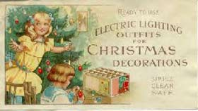 The History of Christmas Lights