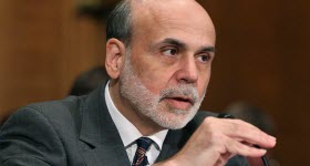 Fed Chairman Bernanke Warns Tight Credit Conditions Will Impede Housing & Economic Recovery