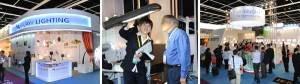 Hong Kong Int'l Spring Lighting Fair Sets New Exhibitor Record