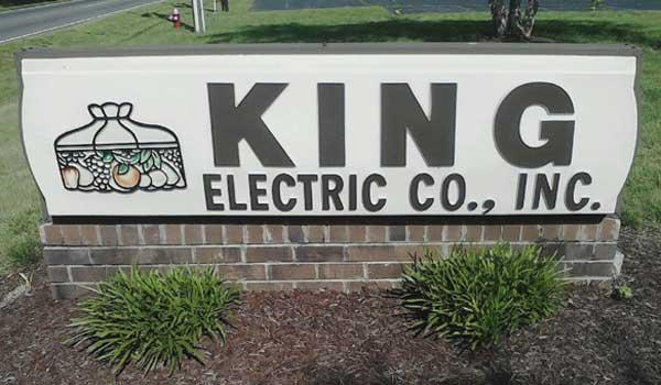 King Electric Serving Burlington, N.C.