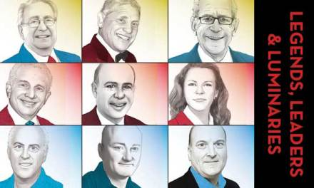 Legends, Leaders & Luminaries of the Lighting Industry