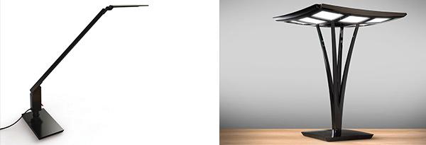 Stephen Blackman designs OLED Lighing