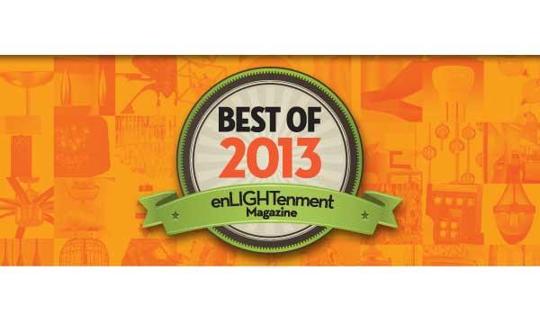 2013 Best of Residential Lighting