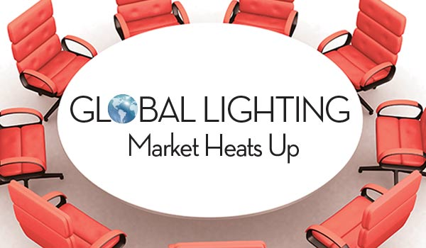 Global Lighting Trends: Global Lighting Market Heats Up