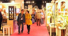 Las Vegas Market Sells Out C-ONE Temporary Exhibits