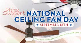 Ceiling Fan Manufacturers Join Forces