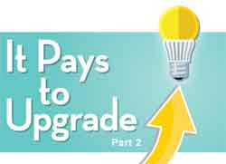 Using Utility Rebates: leveraging utility rebates