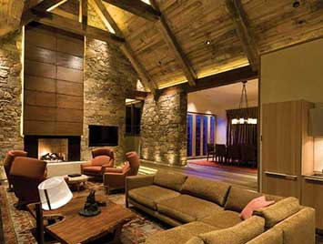 Robert Singer & Associates: Morningstar Residence, Aspen