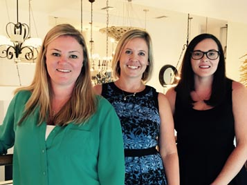 Pace Lighting Transitions To New Female Executive Team