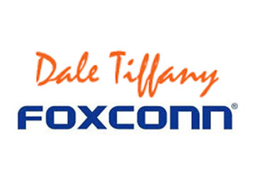 Dale Tiffany Inks LED Agreement With FoxConn Technology Group