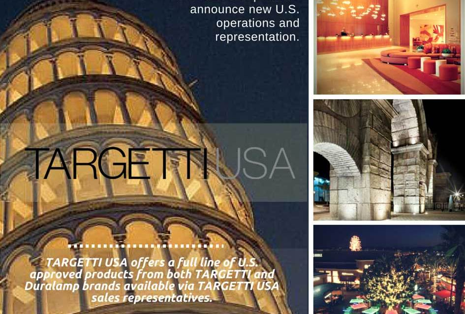 TARGETTI GROUP Opens U.S. Headquarters