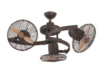 Beauty & the Breeze: Summer Ceiling Fans