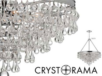 Crystorama Lighting Opens L.A. Warehouse