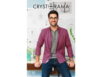 Crystorama Partners With Designer Brian Patrick Flynn