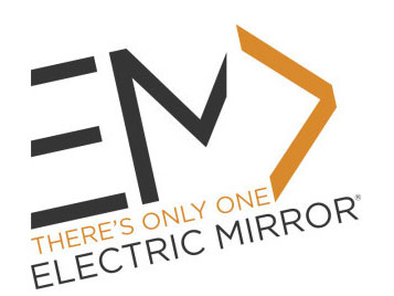 Electric Mirror Receives Patent for Vanishing Mirror Technology