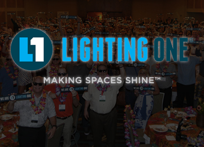 Lighting One Is Making Spaces Shine